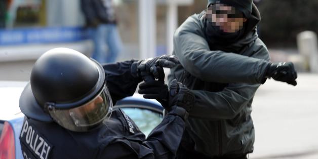 Gewalt gegen Polizisten: Länder wollen Strafrecht verschärfen