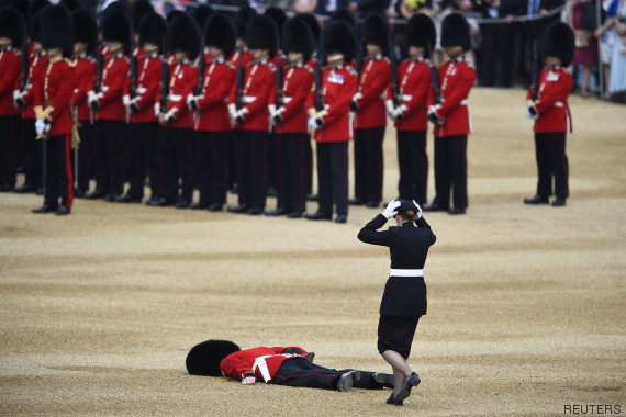 soldat angleterre