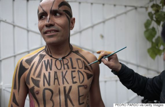 mexico naked