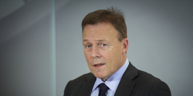 SPD-Fraktionschef Thomas Oppermann findetm der Verfassungsschutz sollte AfD-Agitatoren beobachten
