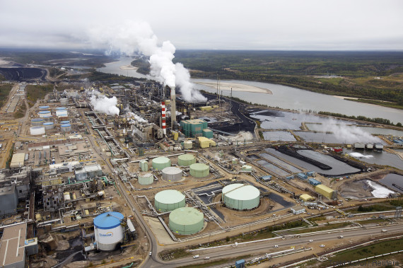 fort mcmurray oil