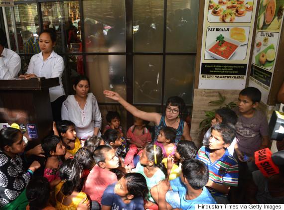 street kids india