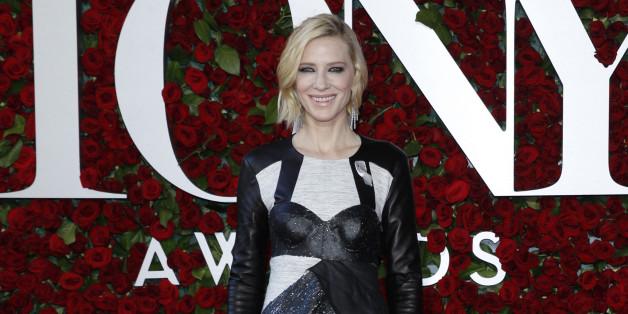 Cate Blanchett zeigt ein außergewöhnliches Kleid bei den Tony Awards