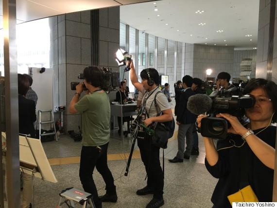 ネットメディアは報道ではない? 舛添知事の取材で、東京都議会にハフポストも締め出された