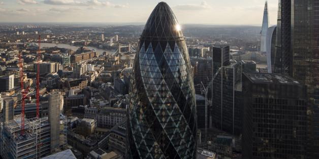 London Finanzdistrikt
