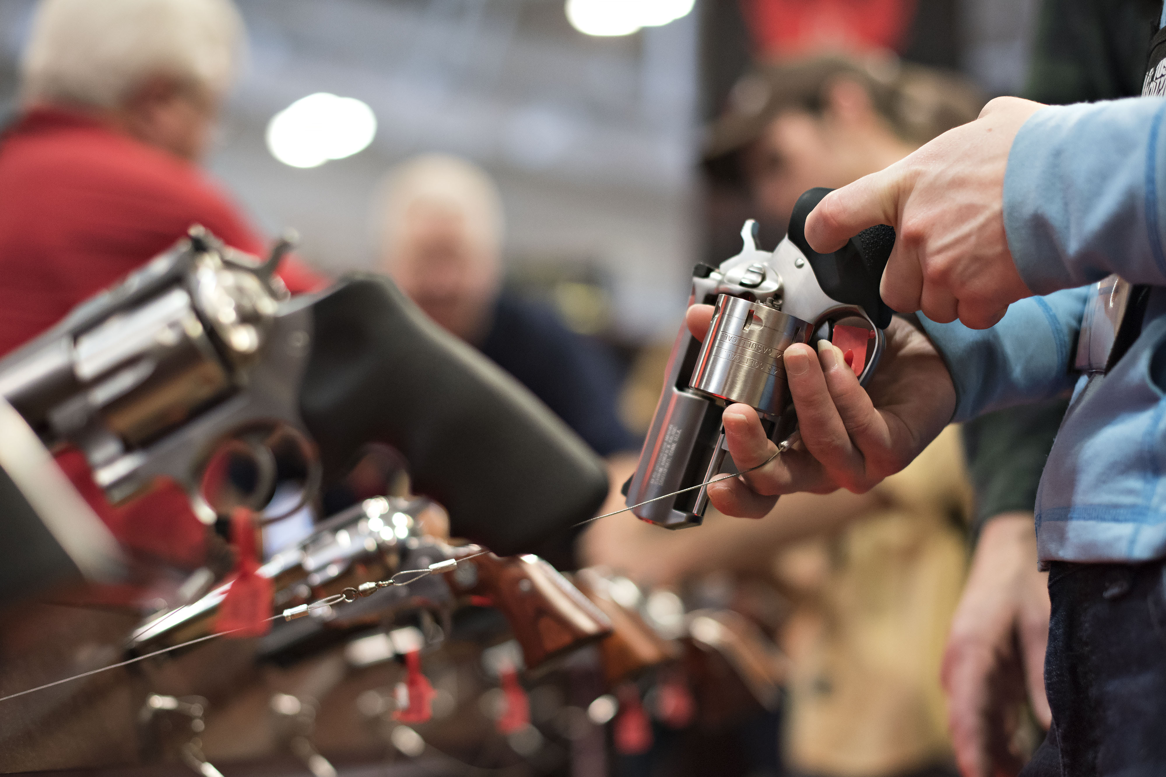sturm ruger gun show