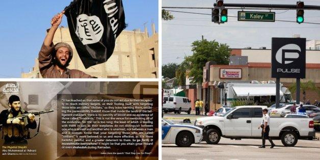"""""""Heute Florida, Morgen Berlin"""": Wie der IS das Orlando-Massaker für Propaganda nutzt"""
