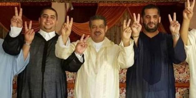 Prison avec sursis et interdiction de vote pour les fils de Chabat