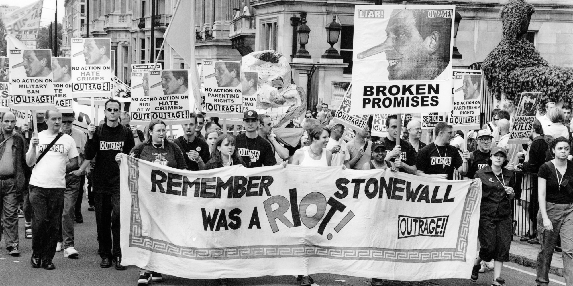 the events of the stonewall riots and its impact on lgbt movement