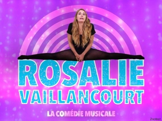 rosalie vaillancourt la comédie musicale