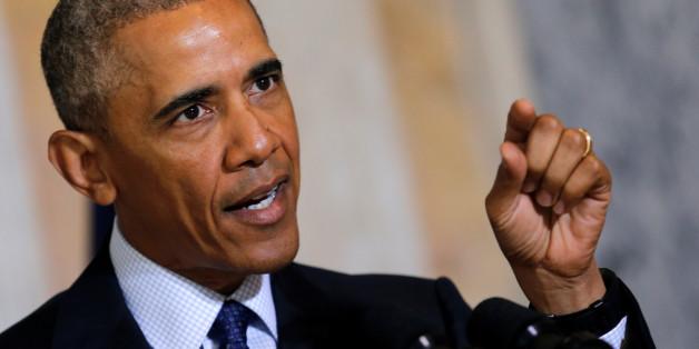 Der US-Präsident Barack Obama