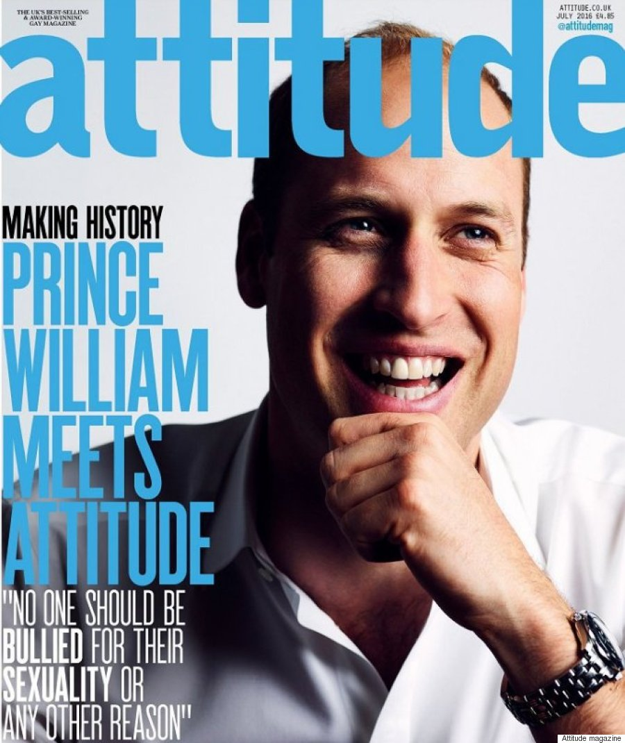 prince william attitude