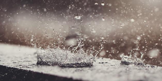 Sturzfluten zu befürchten: Die Wetterlage wird morgen brisant