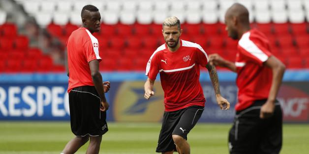 Live Ticker: Schweiz mit 7 Bundesliga-Kickern startet gegen Rumänien