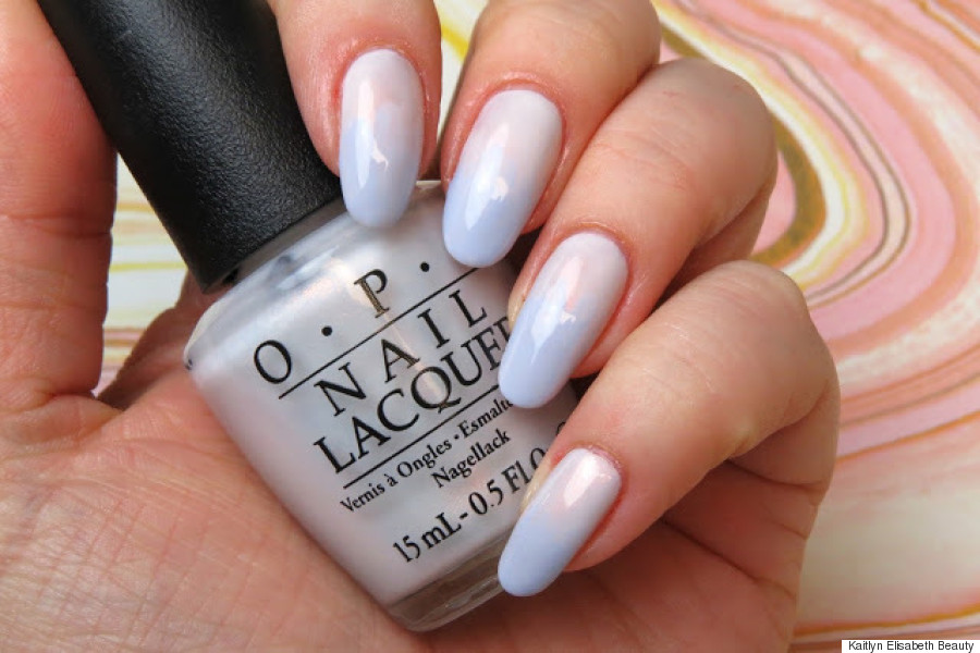 Nail Art How To Create A Subtle Ombr Manicure