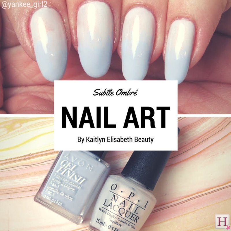 Nail Art: How To Create A Subtle Ombré Manicure