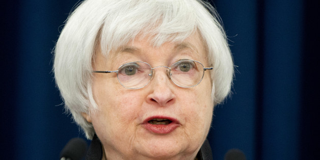 Federal Reserve Chair Janet Yellen speaks during a news conference after the 2016 Federal Open Market Committee meeting, Wednesday, June 15, 2016, in Washington. (AP Photo/Jacquelyn Martin)