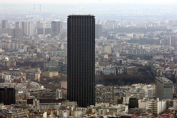 un concours d 39 architecture lanc pour transformer la tour montparnasse paris le huffington post. Black Bedroom Furniture Sets. Home Design Ideas