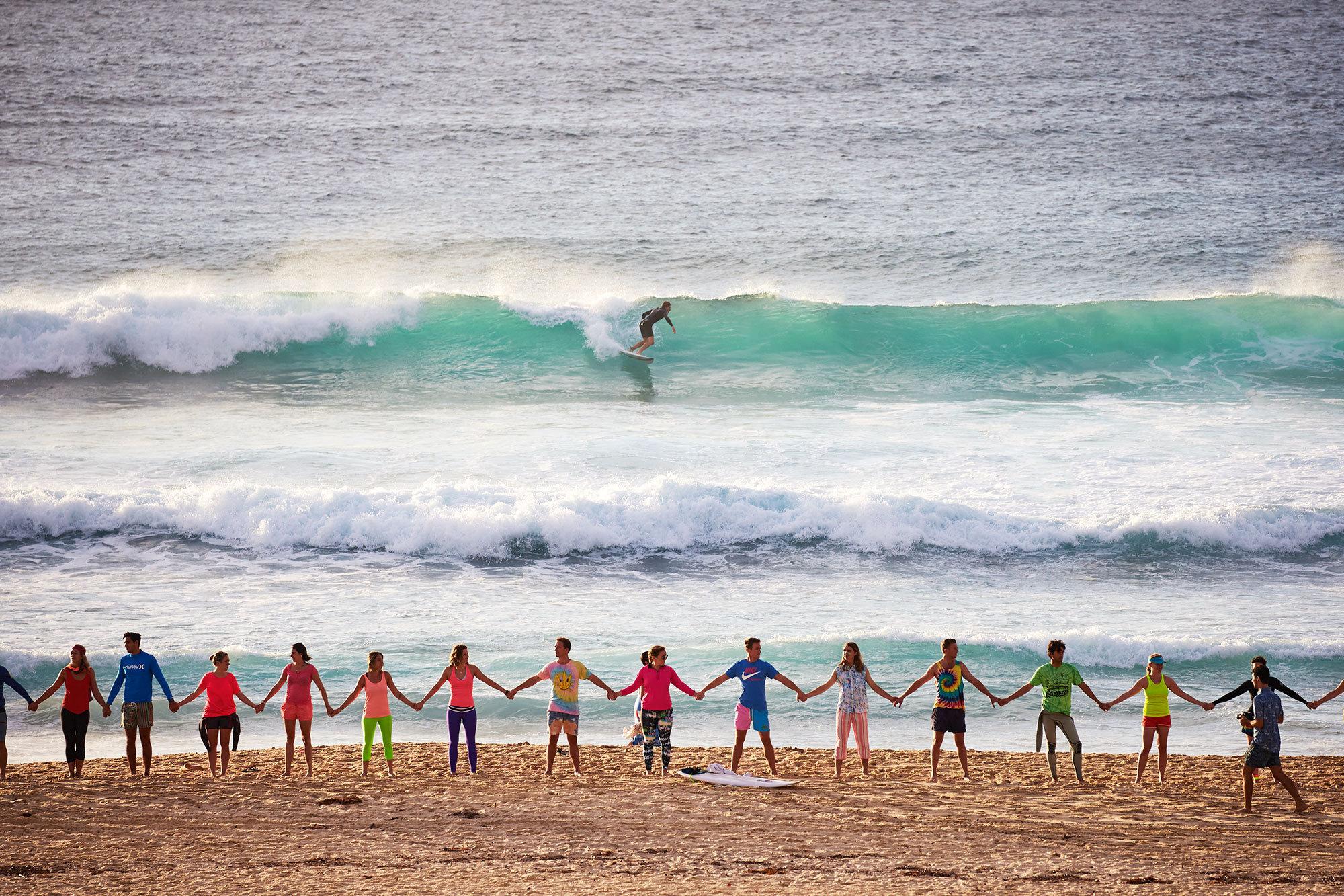 surf therapie