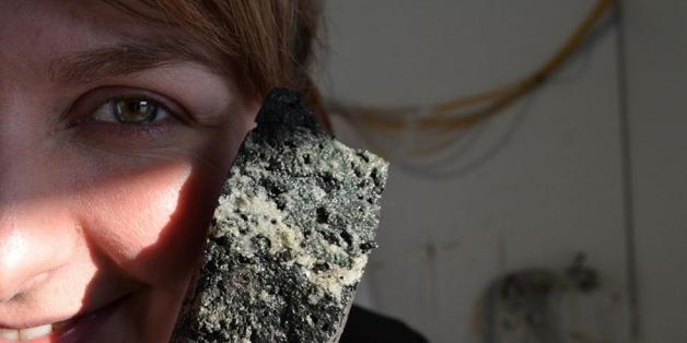 Bahnbrechender Erfolg: Forscher lassen Klimakiller zu Stein erstarren