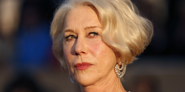 Actress Helen Mirren arrives at the 22nd Screen Actors Guild Awards in Los Angeles, California January 30, 2016.  REUTERS/Mike Blake