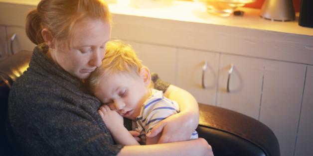 """Eine Frau gesteht: """"Ich bewundere andere Mütter - aber ich kann das nicht"""""""