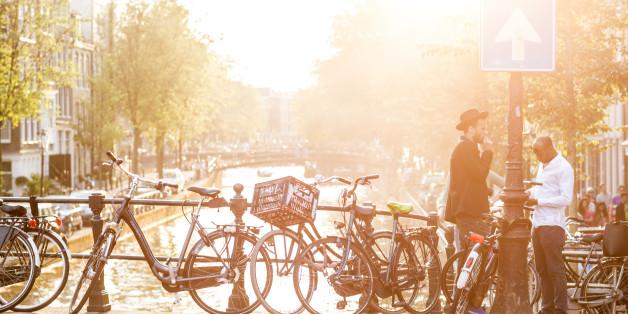 Diese Idee aus Amsterdam könnte die Luft in unseren Großstädten verbessern