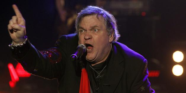 Meat Loaf ist während eines Konzert zusammengebrochen