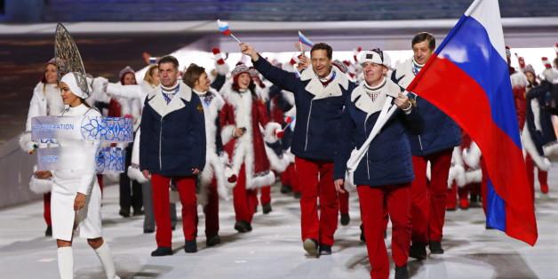 Den russischen Leichtathleten droht der Ausschluss von den Olympischen Spielen