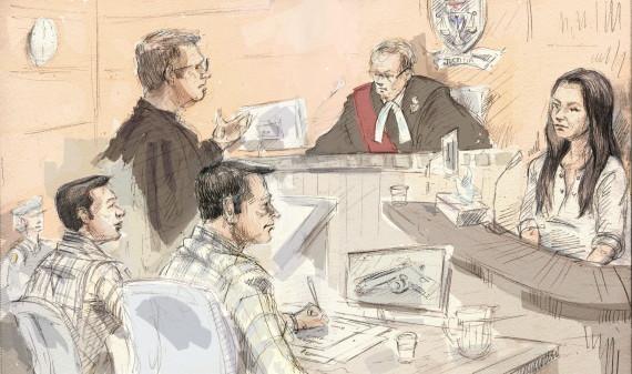 tim bosma trial