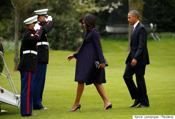 obama marine one