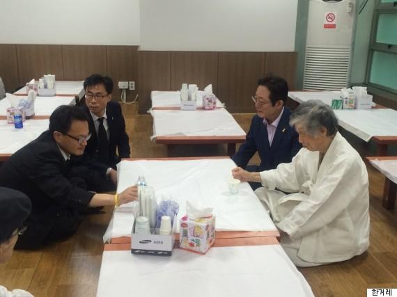 세월호 민간 잠수사의 사망에 박주민 더민주 의원이 남긴 말