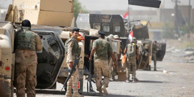 Die irakische Armee hat die Stadt Fallujah zurückgewonnen