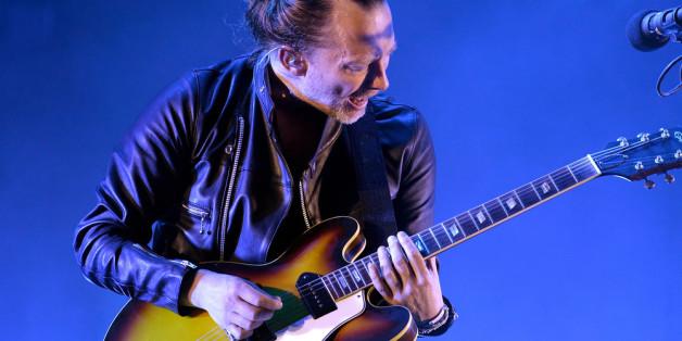 Angriff auf ein Radiohead-Event in Istanbul