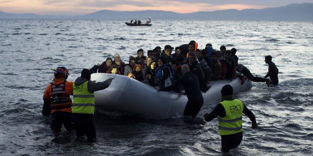 Über 10.000 Menschen ertranken auf der Flucht im letzten Jahr im Mittelmeer