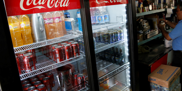 Ich arbeitete bei Coca Cola - was ich dort sah, erschreckte mich
