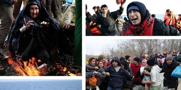 """""""Trauriger Rekord"""": 65 Millionen Menschen sind weltweit auf der Flucht"""