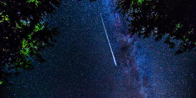 Sternschnuppen - was sind sie eigentlich?