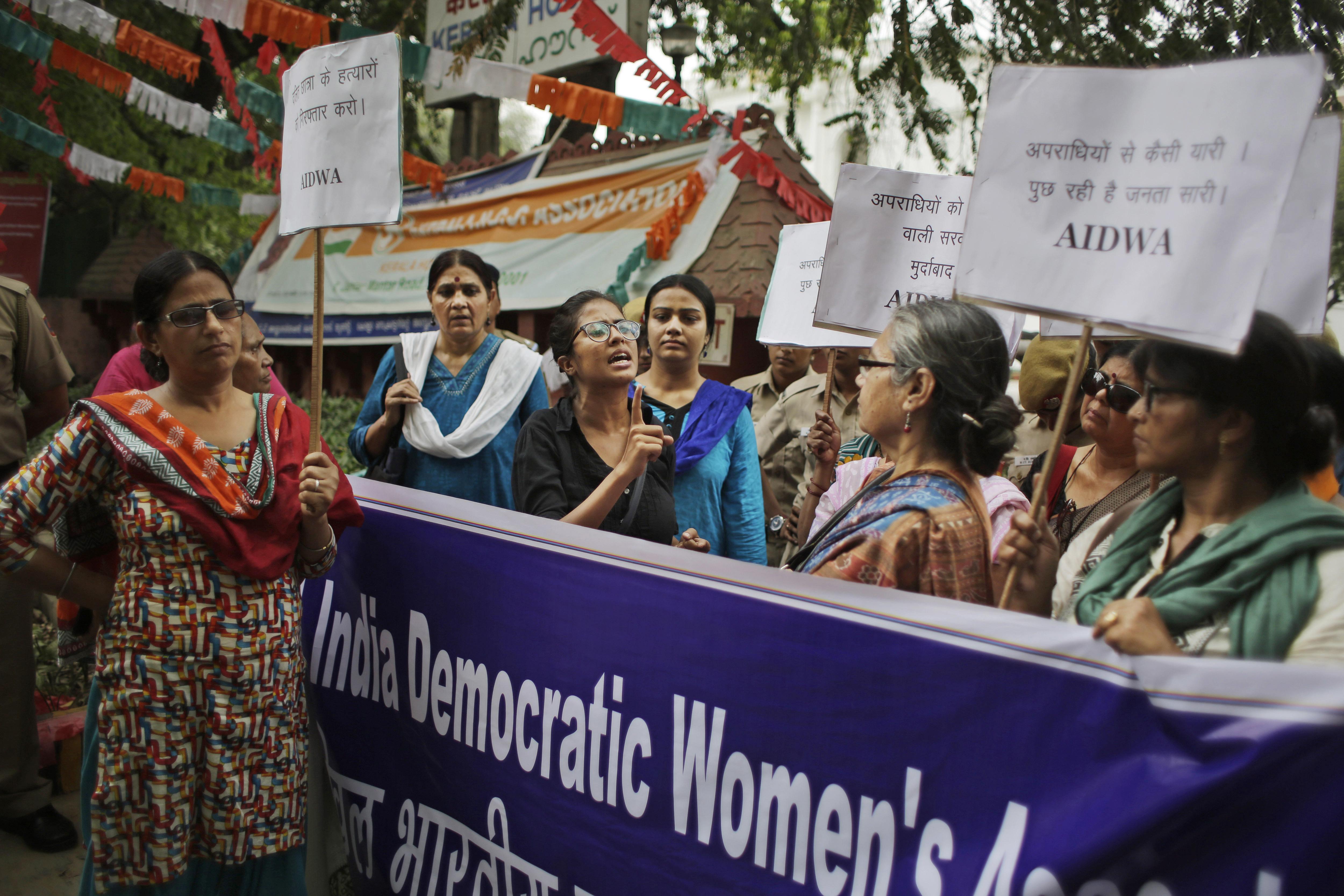 dalit women kerala