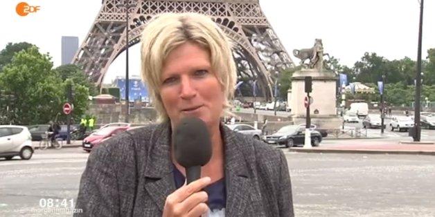 EM-Kommentatorin Claudia Neumann zeigt sich von Hasskommentaren wenig beeindruckt