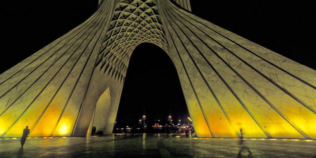 Iran, Tehran, Azadi Monument