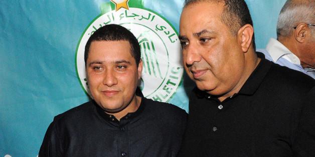 Mohamed Boudrika et Said Hasbane