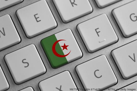 algeria internet