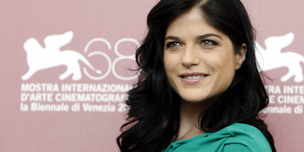 "Cast member Selma Blair poses during a photocall of her film ""Dark Horse"" at the 68th Venice Film Festival September 5, 2011. REUTERS/Alessandro Garofalo (ITALY - Tags: ENTERTAINMENT HEADSHOT)"
