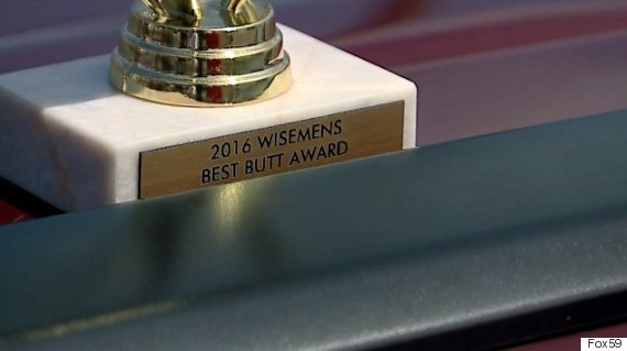 best butt award