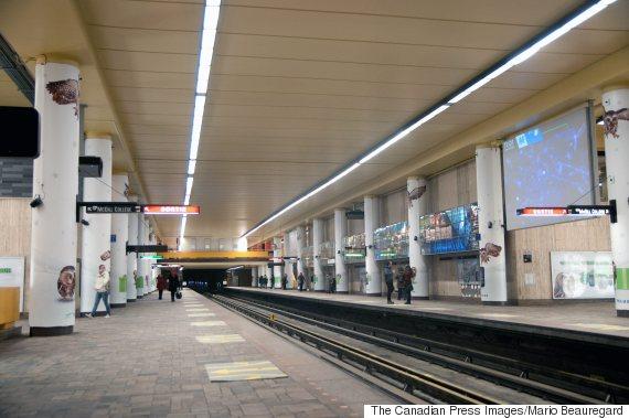 mcgill metro