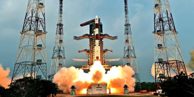 Indien hat eine Rakete gestartet - mit 20 Satelliten an Bord. Weltraumrekord!