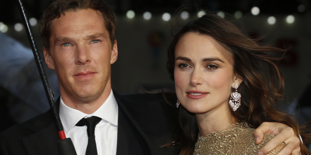 Die Schauspieler Benedict Cumberbatch und Keira Knightley sagen klar, was sie vom Brexit halten - sie sind dagegen.