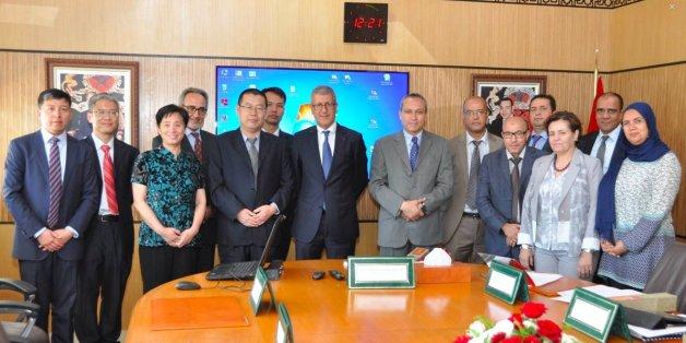 Une société chinoise pour la ligne à grande vitesse Marrakech-Agadir?