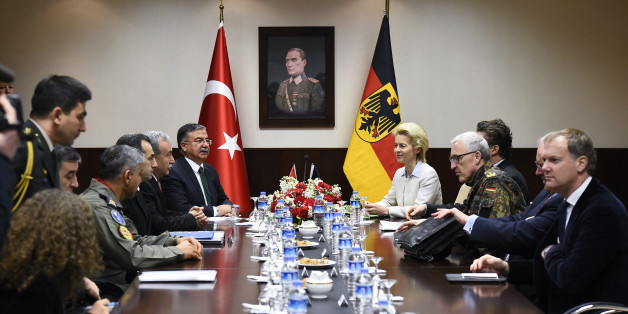Die deutsche Delegation darf vorerst die Türkei nicht mehr besuchen.